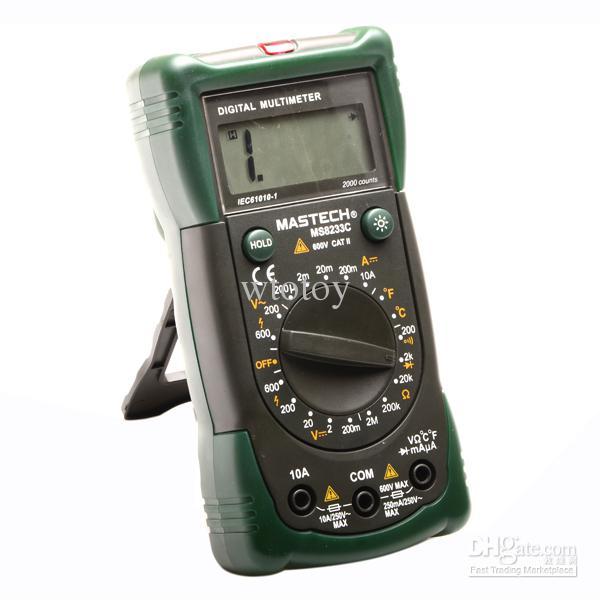 2). Прибор ESR измеритель емкости.  Мультиметр FUKE DT9205A+.  Мультиметр Mastech MY61.